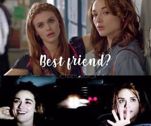 tw, allison argent, and holland roden image