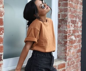 caramel, casual, and comfortable image