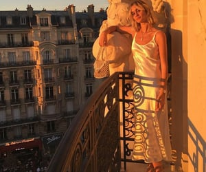 golden hour, aesthetic, and paris image