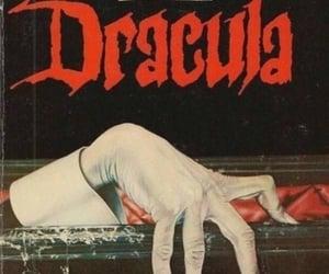 Dracula and book image