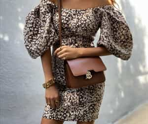 blogger, Burberry, and dress image