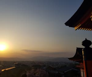 japan, scenery, and kyoto image