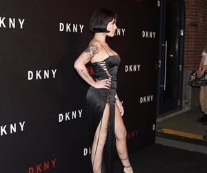 dkny and halsey image