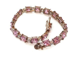 etsy, tennis bracelet, and mothers day gift image