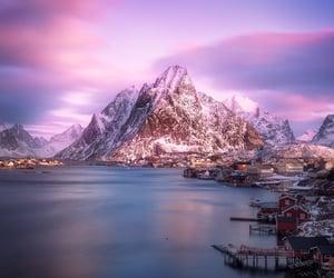 beautiful, Island, and lake image