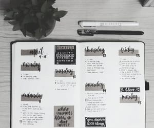 idea, bujo, and bullet journal image