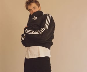 actor, fashion, and adidas image