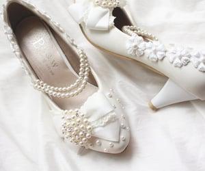 bride, flowers, and handmade image