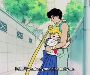 anime, sailor moon, and love image