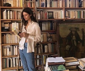 book, fashion, and reading image