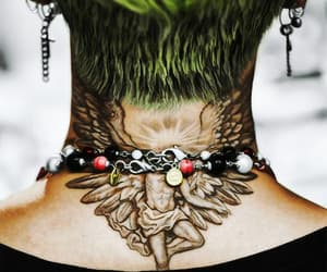 kpop, tattoo, and bigbang image