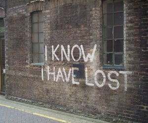 lost, quotes, and wall image