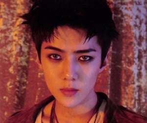 exo, oh sehun, and we are one image
