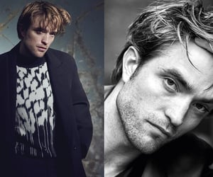 batman and robert pattinson image
