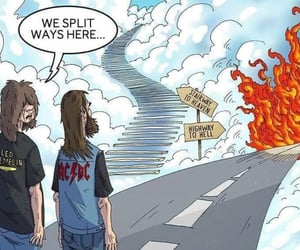 led zeppelin, ac dc, and ACDC image