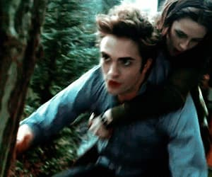 bella swan, edward cullen, and gif image