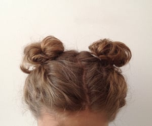 hair, tumblr, and hairstyle image