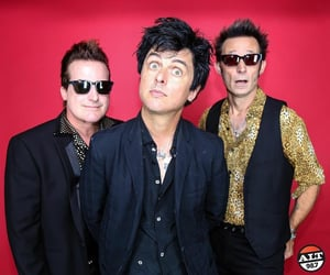 band, punk, and tre cool image