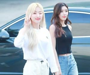 kpop, eunseo, and dawon image