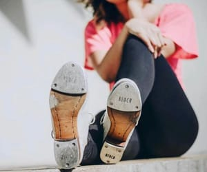 dance, tap dance, and tap shoes image