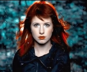 beautiful, red hair, and hayley williams image