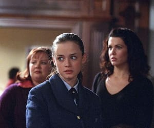family, rory, and gilmore girls image