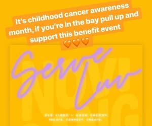 bay area, g-eazy, and chillhoud cancer month image