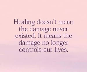 day, fight, and healing image
