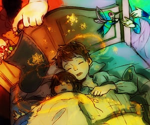 fan art, jack frost, and rise of the guardians image