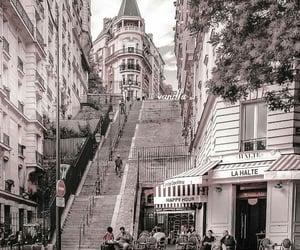 architecture, paris, and aesthetic image