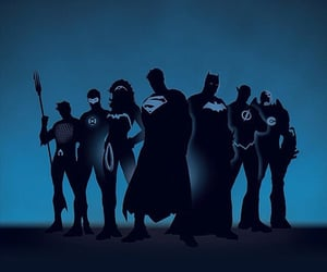batman, superheros, and DC image