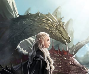 series, game of thrones, and got image