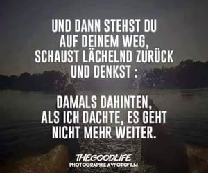 deutsch, text, and zurück image