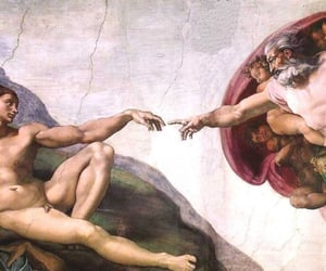 creation, italy, and cappella sistina image