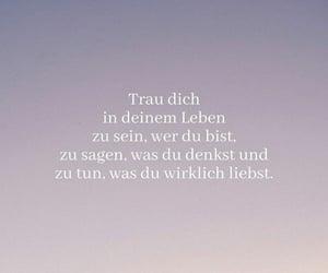 deutsch, liebe, and dich image