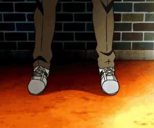 anime, anime boy, and cry image