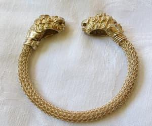 etsy, jungle jewelry, and vintagevoguetreasure image