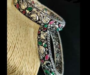 bangles, fashion, and girly image