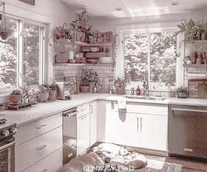 cozy, kitchen, and apartment image