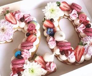 cake, birthday, and food image