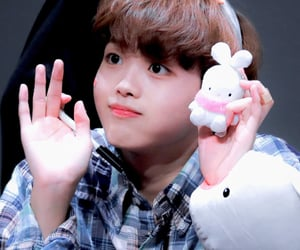 little bunny, i cri, and a baby image