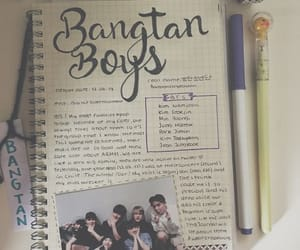 bullet journal kpop image