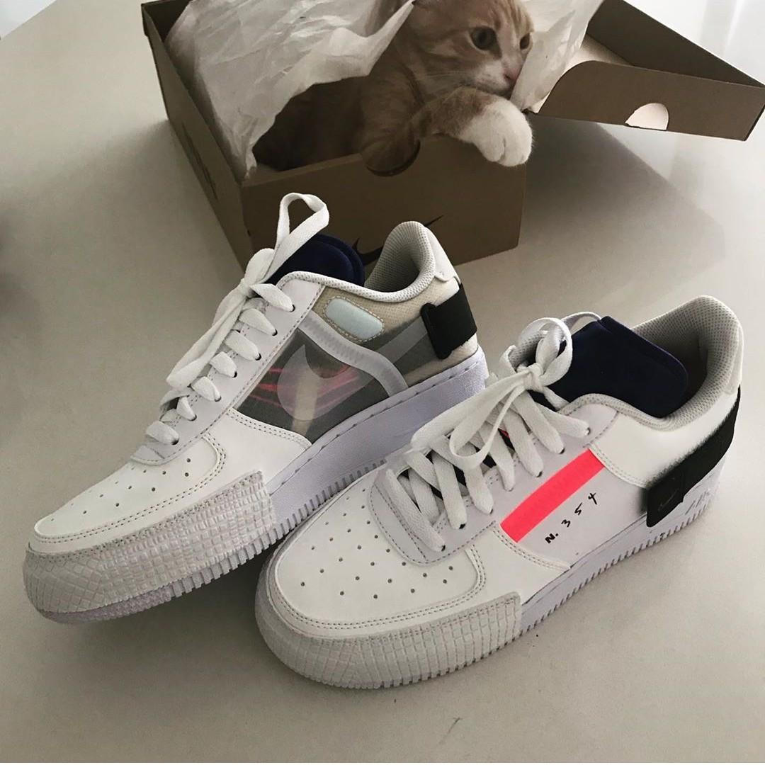 Nike Air Force 1 uploaded by Marjo♡ on We Heart It