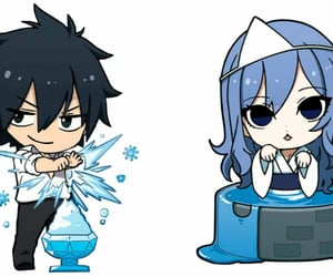 ft, fairy tail, and gray fullbuster image