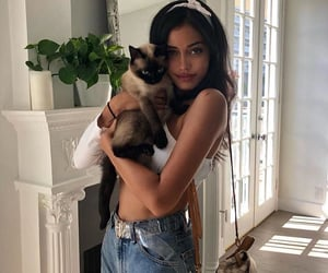 cindy kimberly, cat, and wolfiecindy image