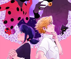Chat Noir, Dream, and love image
