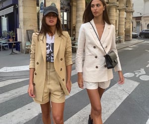 city, fashion, and france image