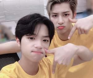 x1, hangyul, and dongpyo image