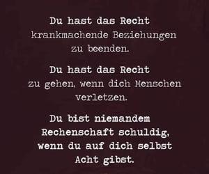 deutsch, zitat, and selbst image