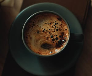 cappuccino, sweet, and coffee image